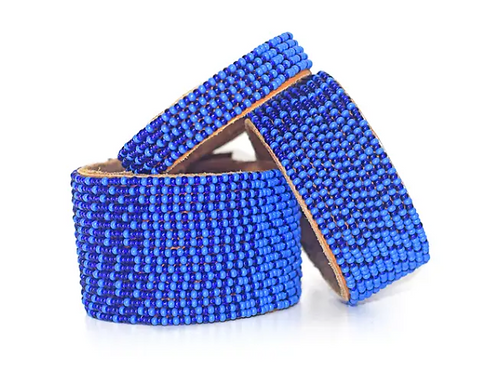 Blue Ombre Cuff Small