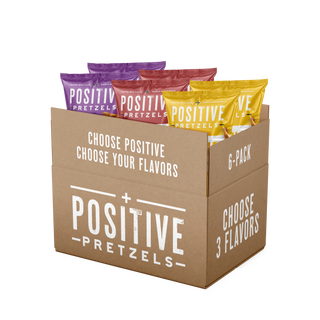 CHOOSE YOUR FLAVORS — PACK OF 6