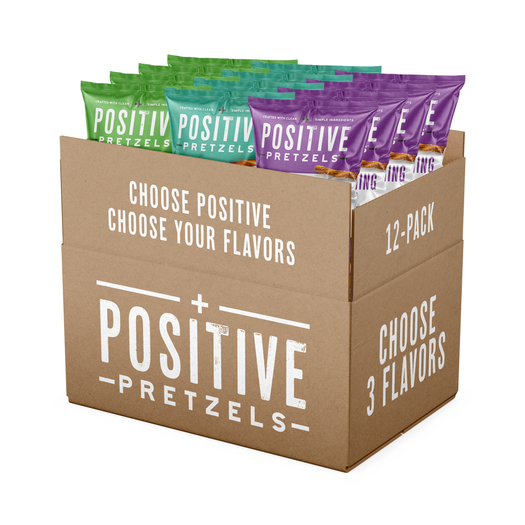 CHOOSE YOUR FLAVORS — PACK OF 12