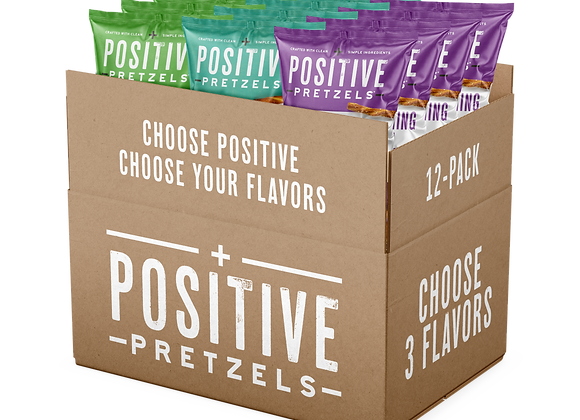 CHOOSE YOUR FLAVORS - PACK OF 12