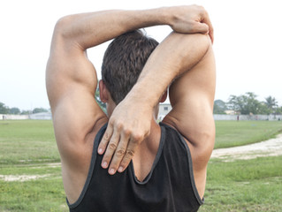 Stretches - Tricep Stretch