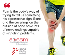 Don't Ignore Your Pain Symptoms - It Could be a Stress Fracture