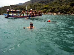 mergulho livre