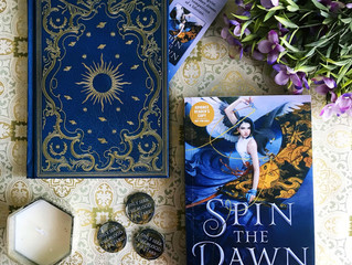 Spin the Dawn ARC Giveaway