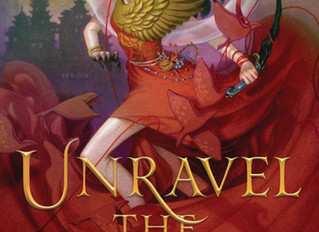 UNRAVEL THE DUSK is available for preorder!