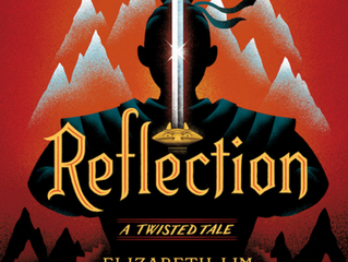 Cover reveal for REFLECTION!