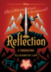 Mulan Reflection cover