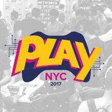 I'm a Panelist at PLAY NY