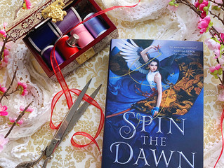 SPIN THE DAWN has launched!!