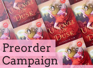 UNRAVEL THE DUSK Preorder Campaign is Live!