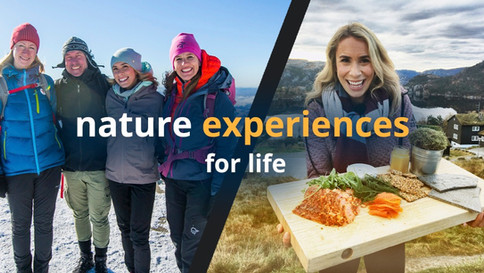 Nature experiences for Life