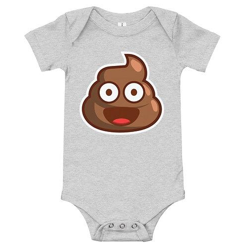 Baby Body Emoji kleiner Kackhaufen