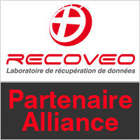Recoveo - recuperation disque dur raid