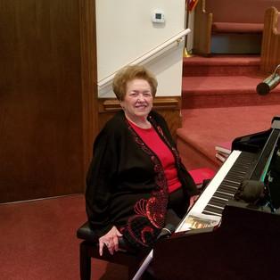 Lynda Haywood/Music Director
