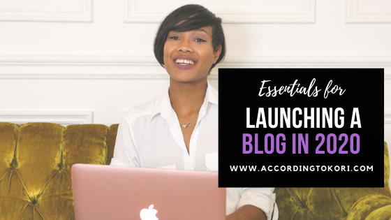 How to Launch a Blog in 2020