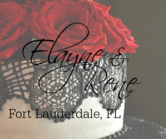 Elayne and Rene - Ft. Lauderdale, FL