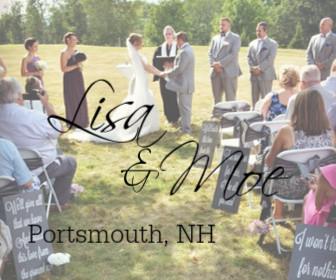 Lisa and Moe - Portsmouth, NH
