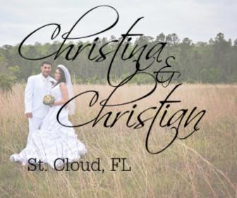 Christina and Christian - St. Cloud, FL