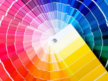 Design Digest: A Little Introductory Guide To Colour.