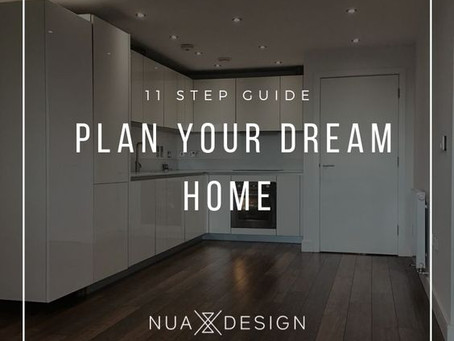 11 step guide to plan your dream home