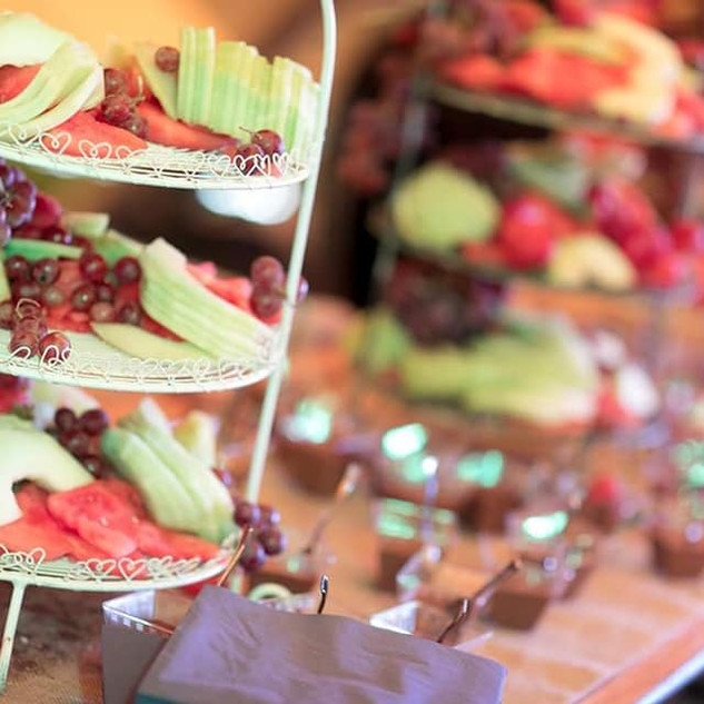 Wedding catering in St Albans