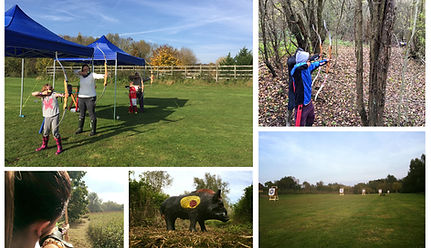 Archery Centre in St Albans, Hertfordshire