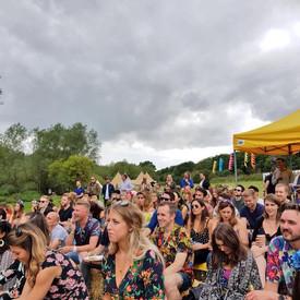 Corporate festival venue hire in St Albans
