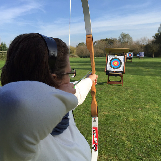 Learn archery St Albans