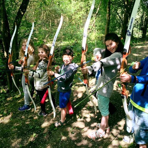 archery activity near me