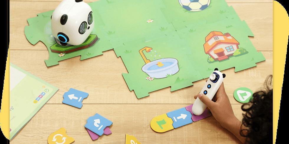 【幼稚園生向け】無料プログラミング体験レッスン