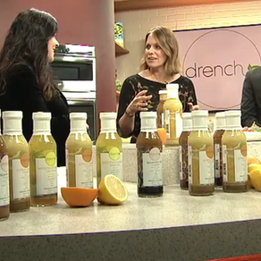Creator of Drench dressings returns to FOX 2 with a new take on 7-layer dip