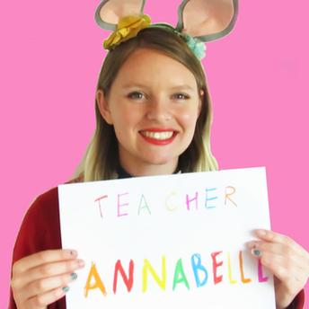 Intro: Teacher Annabelle
