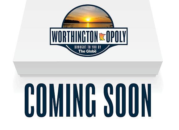 Worthington-Opoly- *Pre-order*