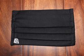 Black Pleated
