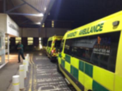 Ambulanc PTS