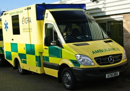 HDU WAS Ambulance