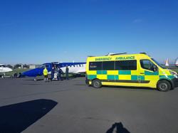 Exora Airport Transfer Ambulance