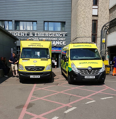 Exora Medical - Private Ambulace Service