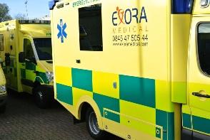 HDU Ambulances