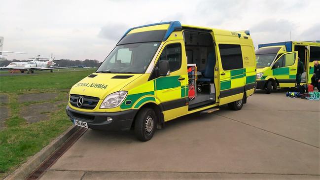HDU Ambulance