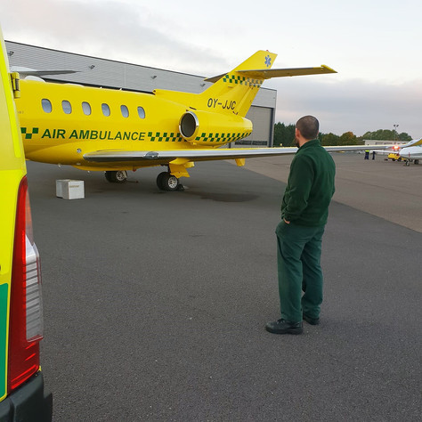 Air Ambulance Exora Repatriation