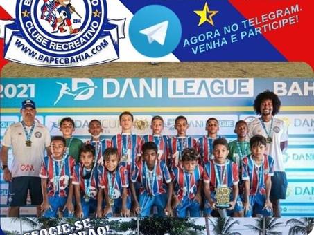 Dani League: Competição dos Núcleos de Iniciação teve finais neste final de semana. Confira!