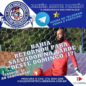 Só Treinos: Guto Ferreira terá primeira semana cheia entre jogos