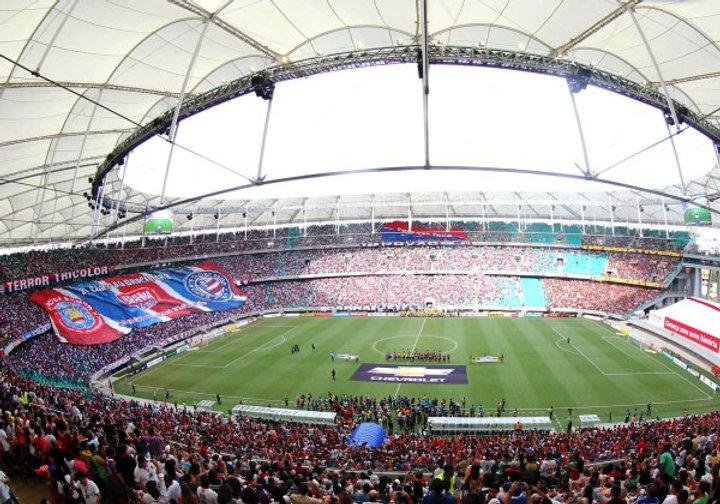 Arena Fonte Nova - Esporte Clube Bahia