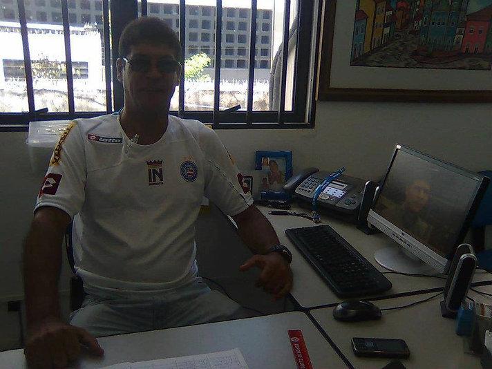 Robson Custódio - Editor Presidente