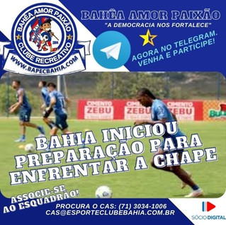 Físico e Técnico: Tricolor iniciou os treinamentos para partida contra a Chapecoense