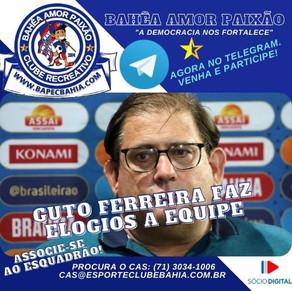 Jogadores Focados: Guto faz elogios ao tempo e fala em nova final contra o Ceará