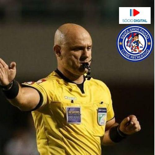 Copa do Brasil: Árbitro definido para jogo da volta contra Atlético-Mg