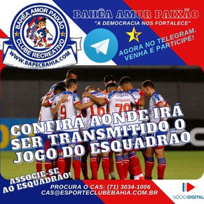 Bahia x Ceará: Saiba onde assistir o jogo desta quarta (27)