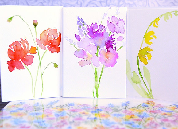 Luxury Spring Meadow Box, Cards and Tags